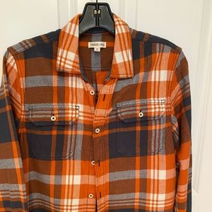 Tucker & Tate  Boys Flannel Shirt